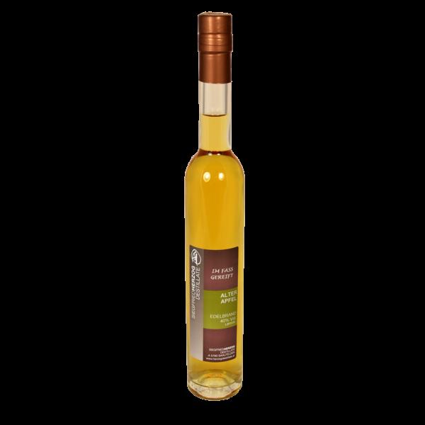 HERZOG Destillate Alter Apfel (im Holzfass gereift) 1